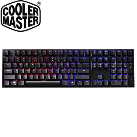 Cooler Master QuickFire XTi 2色全背光機械式鍵盤