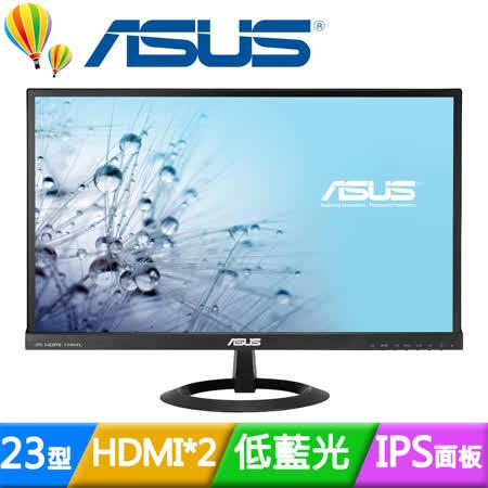ASUS 華碩 VX239H 23型AH-IPS超廣角無邊框液晶螢幕