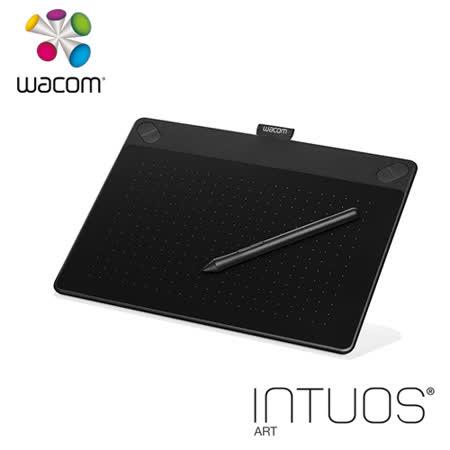 Wacom Intuos Art 藝術 創意觸控繪圖板-經典黑(M) CTH-690/K0-CX