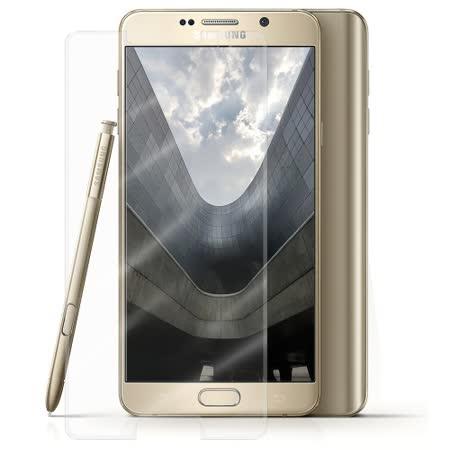 D&A Samsung Galaxy Note 5 (5.7 吋)日本原膜HC螢幕保護貼(鏡面抗刮)