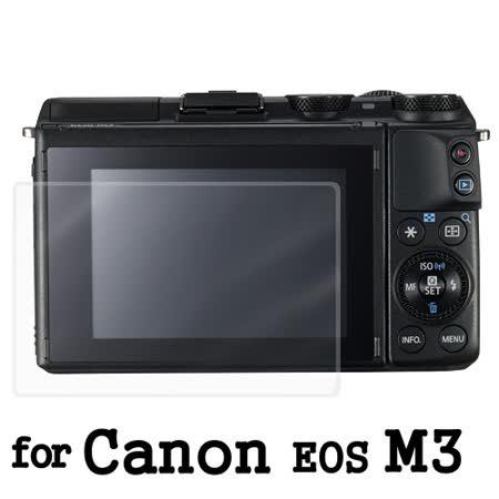 D&A Canon EOS M3日本原膜HC螢幕保護貼(鏡面抗刮)