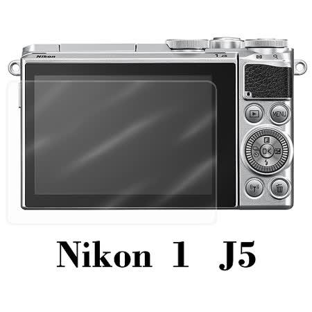 D&A Nikon 1 J5 相機專用日本原膜HC螢幕保護貼(鏡面抗刮)