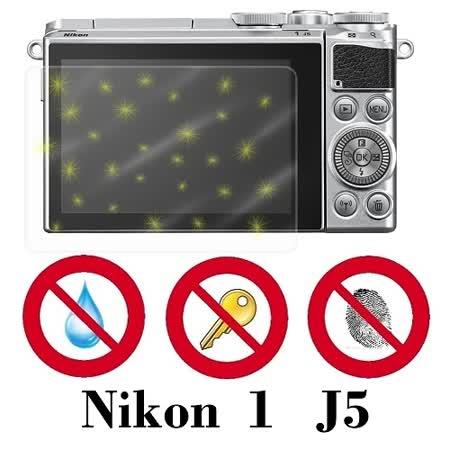D&A Nikon 1 J5 相機專用日本原膜5H螢幕保護貼(NEW AS玻璃奈米)