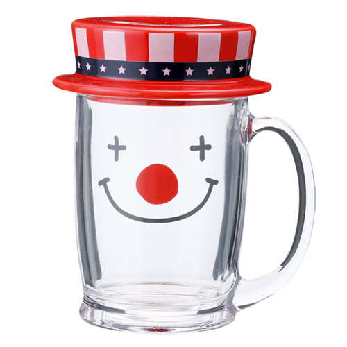 sunart 玻璃杯│小丑