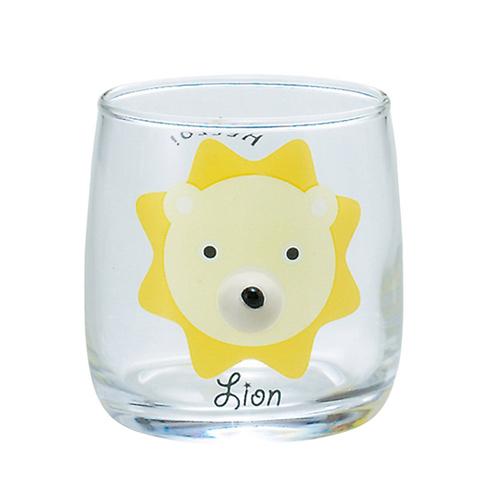 sunart 玻璃杯 獅子