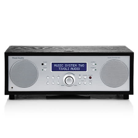 Music System II HI-FI 藍牙喇叭收音機(黑色)