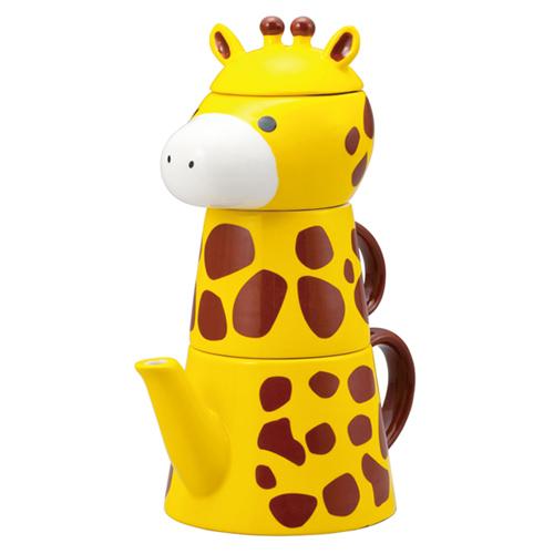 sunart 杯壺組 │ 長頸鹿