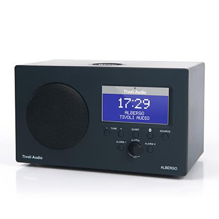 Tivoli Audio - Albergo 藍牙鬧鐘收音機喇叭(黑色)
