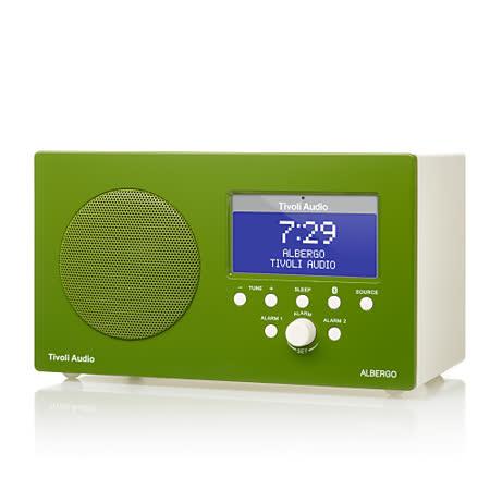 Tivoli Audio - Albergo 藍牙鬧鐘收音機喇叭(綠色)