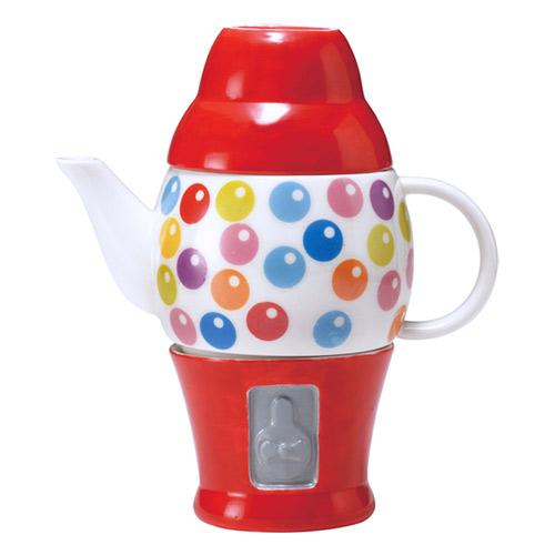 sunart 壺杯組|糖果機