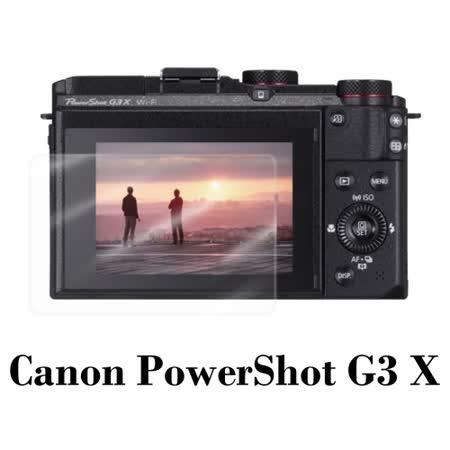 D&A Canon PowerShot G3 X 相機專用日本原膜HC螢幕保護貼(鏡面抗刮)