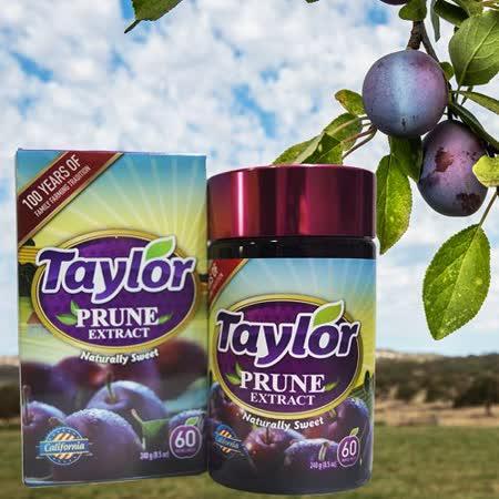 Taylor天然加州黑棗精(240g/罐)x6罐