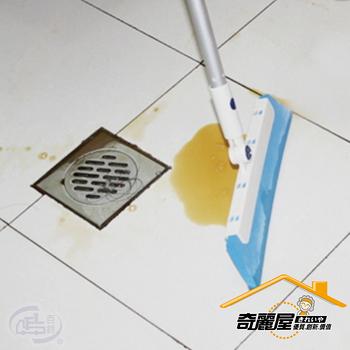 【奇麗屋】奇麗掃地刮水組(送萬用巾2條)