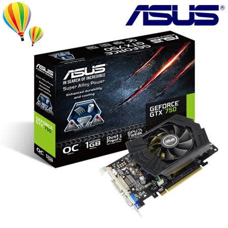 ASUS 華碩 GTX750-PHOC-1GD5-SP 顯示卡