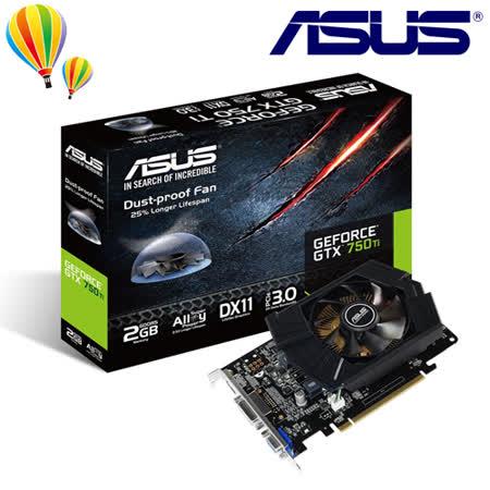 ASUS 華碩 GTX750TI-PH-2GD5 顯示卡