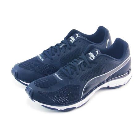 (男)PUMA MOBIUM RIDE V2 慢跑鞋 黑/白-18815604