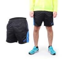 (男) ASICS 排球短褲 - 休閒短褲 運動短褲 亞瑟士 黑藍