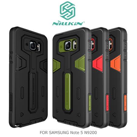 NILLKIN Samsung Galaxy Note 5 N9200 N9208 悍將II 保護套