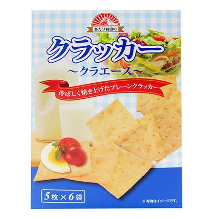 日本前田 原味蘇打餅乾114g