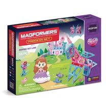 【Magformers 磁性建構片】粉彩公主56pcs ACT06100