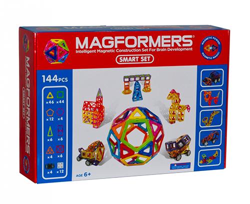 ~Magformers 磁性建構片~綜合144pcs ACT05893