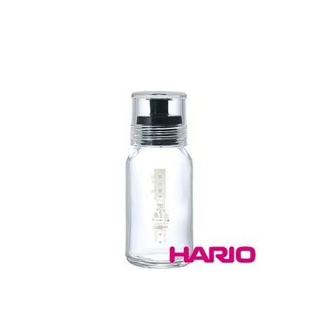 日本【HARIO】斯利姆黑色調味瓶120ml / DBS-120B
