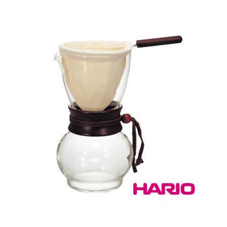 日本【HARIO】濾布手沖咖啡壺480ml 3~4杯 / DPW-3