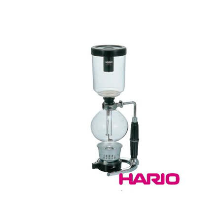 日本【HARIO】經典虹吸式5咖啡壺600ml(5杯用) / TCA-5