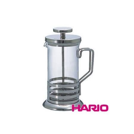 日本【HARIO】流線濾壓茶壺2杯300ml / THJ-2SV