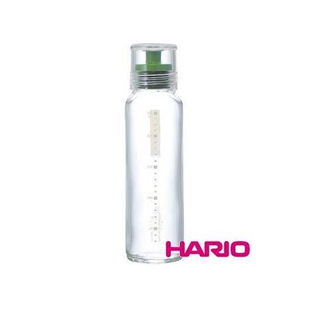 【HARIO】利姆綠色調味瓶240ml / DBS-240G