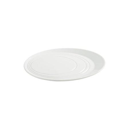 法國 REVOL B&C 陶瓷圓形取盤 白 28cm