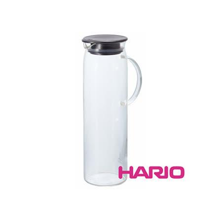 HARIO 靛藍把手冷水壺1000ml HDP-10PGR