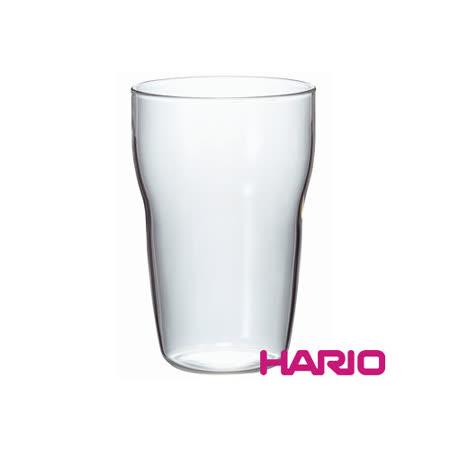 HARIO 便利平底玻璃杯430ml HTR-430