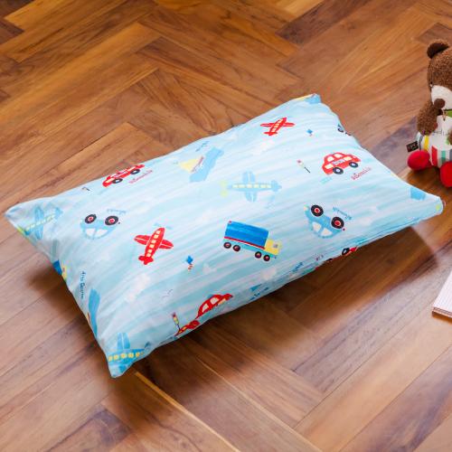 ~鴻宇HONG YEW~防蹣抗菌寢具 製午安枕兒童透氣多孔纖維枕夢想號157315