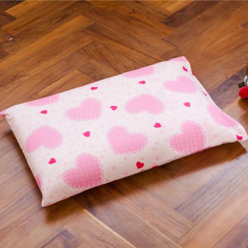 ~鴻宇HONG YEW~美國棉防蹣抗菌寢具 製100^%乳膠枕兒童 乳膠枕夢幻公主1777
