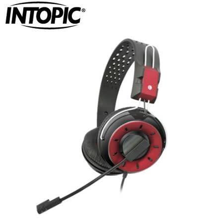 INTOPIC 廣鼎 JAZZ-663 頭戴式耳機麥克風