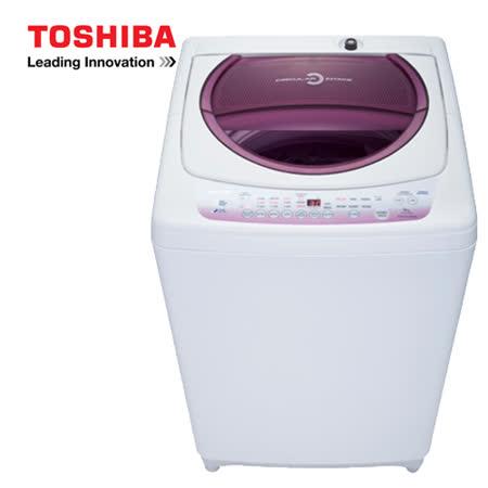 TOSHIBA東芝 10公斤星鑽不鏽鋼單槽洗衣機AW-B1075G(WL)送安裝