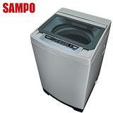 [促銷]SAMPO聲寶 10.5公斤微電腦洗衣機ES-D11F(G)送安裝
