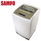 [促銷]SAMPO聲寶 12.5公斤全自動微電腦洗衣機ES-A13F(Q)送安裝