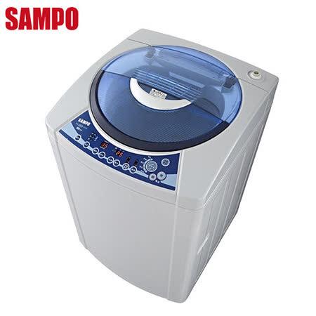 [促銷]SAMPO聲寶 DD變頻15公斤微電腦洗衣機ES-BD15F(G1)送安裝