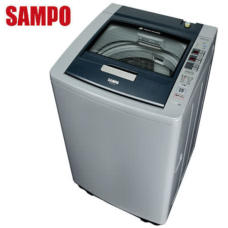 [促銷]SAMPO聲寶 PICO PURE變頻好取式13公斤洗衣機ES-DD13P(G2)送安裝+原廠好禮西華可立蓋不沾炒鍋