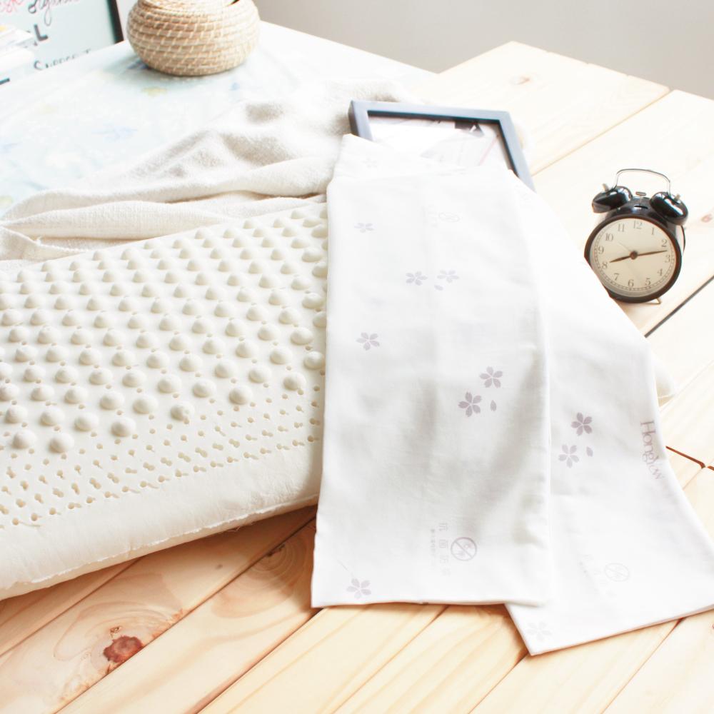 ~鴻宇.防蟎抗菌~100^%天然乳膠100^%純棉表布美國棉  防蟎抗菌 型乳膠枕