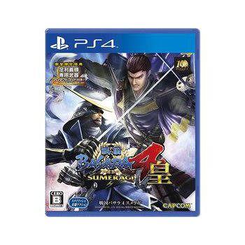 PS4 戰國BASARA4 皇 亞洲日文版