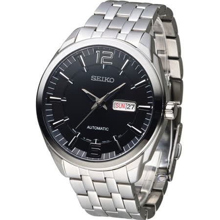 SEIKO 精工 SPIRIT 英倫紳士機械腕錶 7S26-04H0D SNKN47J1