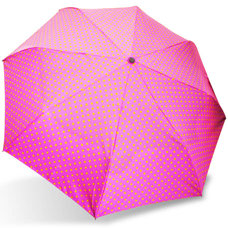 【rainstory】紅粉佳人抗UV隨身自動傘
