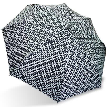 【rainstory】伊斯蘭小花抗UV隨身自動傘