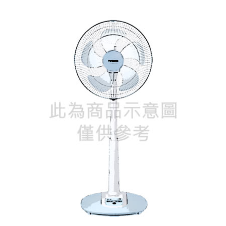 │Panasonic│國際牌 14吋微電腦電風扇 F-L14AMS