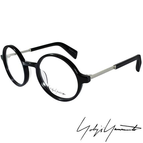 Yohji Yamamoto 山本耀司 金屬混搭圓框 光學眼鏡 YY1006~019