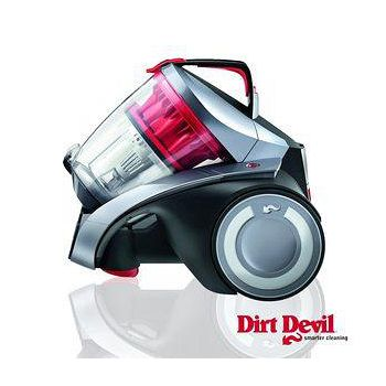 Dirt Devil Dirt Devil Rebel52 第15代 吸力永不衰退 奈米銀殺菌吸塵器 DD5550-3