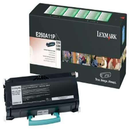 Lexmark E260A11P/E260/E360/E460 原廠碳粉匣